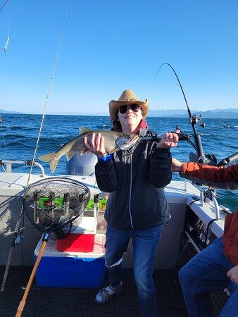 Awesome fishing great fun