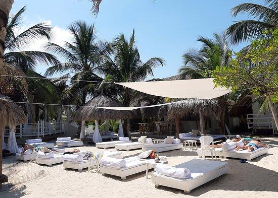 Mariana´s Beach. En la hermosa isla de Tierrabomba, a 10 minutos de Cartagena de Indias.