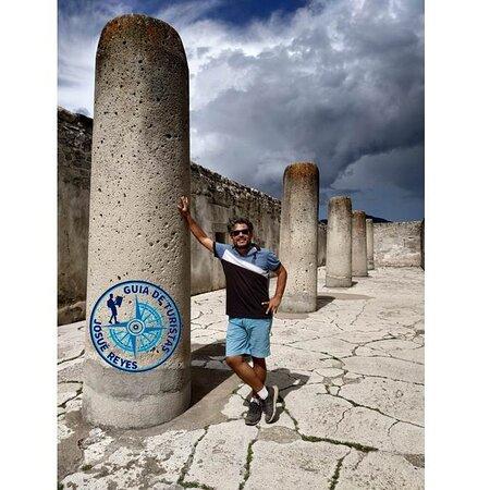 Guía Turístico en México Josue Reyes