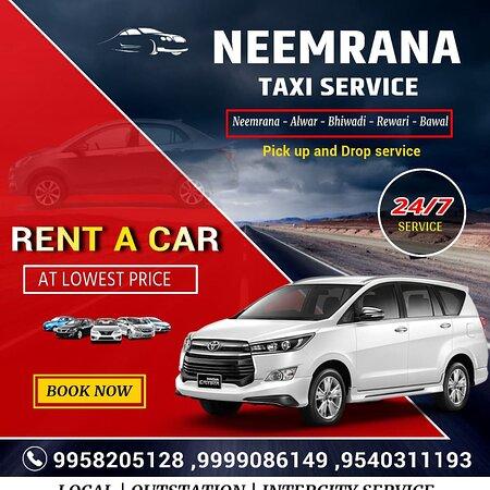 Neemrana Alwar taxi service neemrana taxi service neemrana to Bhiwadi airport best to go to neemrana airport taxi service neemrana to Bhiwadi behror Alwar airport Delhi taxi