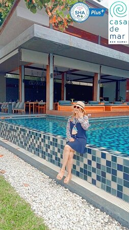 Life is cool by the pool Make a reservation: +66 887604263 E-mail:  reservation@casademarsamui.com