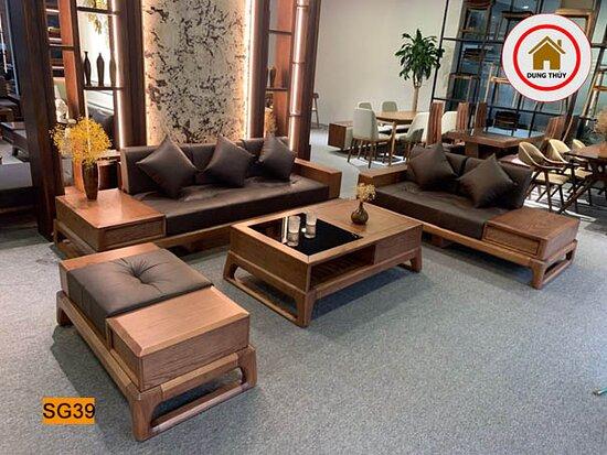 Sofala, Úc: Sofa 2 văng chân quỳ SG39