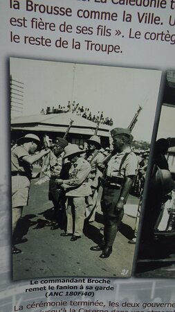 Noumea, Neukaledonien: ╭▥◻    Veterans Memorial  Museum ▫ ◈  Nouméa City  ◻▥╮