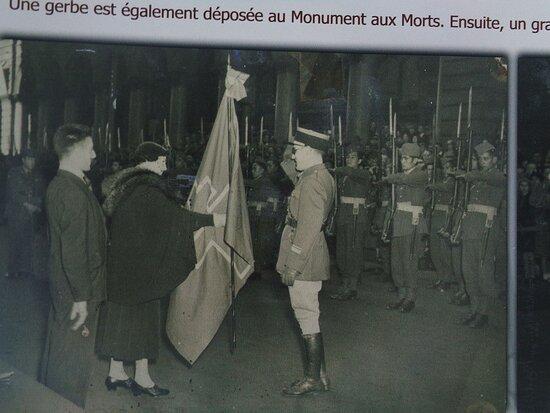 Noumea, Neukaledonien: ╭▥ Veterans Memorial  Museum ▫ ◈  Nouméa City ▥╮