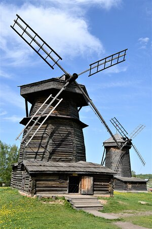 A Suzdal - Russia. Cliccare sulla foto per vederla come scattata.