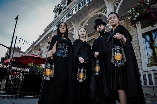Oignal Haunted Walk of Kingston: tour dei fantasmi di 75 minuti