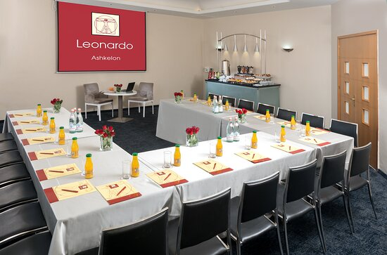 Leonardo Ashkelon Conference Room