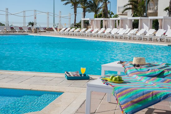 Leonardo Ashkelon Pool