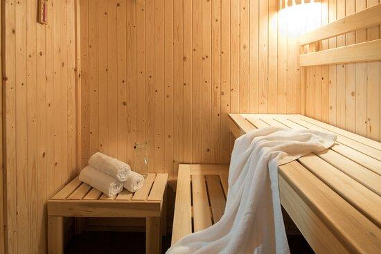 Leonardo Ashkelon Spa Sauna
