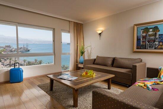 Leonardo Plaza Eilat Presidential Suite