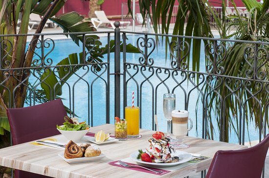 Leonardo Privilege Eilat Restaurant