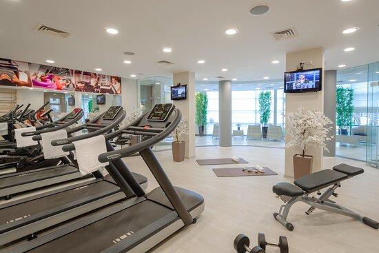 Leonardo Plaza Ashdod Gym