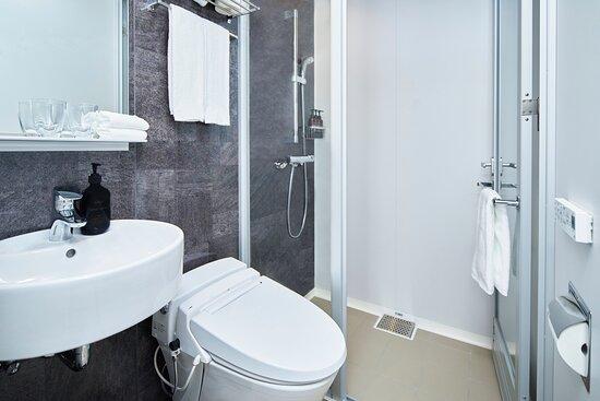 Studio Double Bathroom
