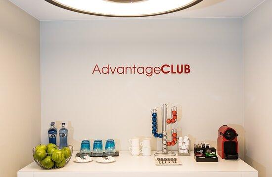 AdvantageCLUB Lounge