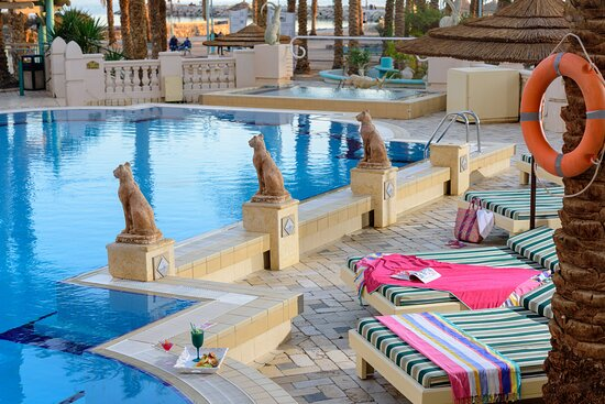 Herods Palace pool