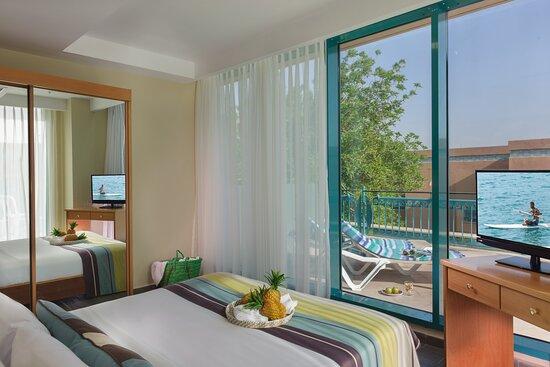 Sunrise Eilat Deluxe Suite Room Dpi
