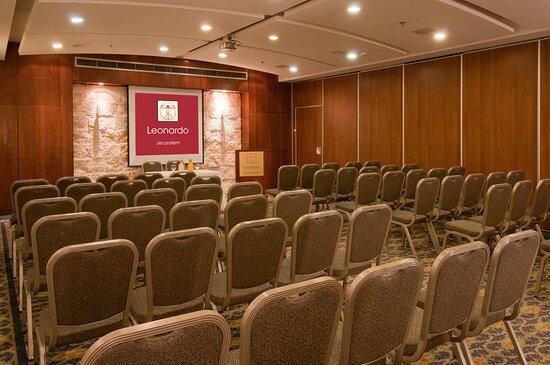 Leonardo Jerusalem Conference Hall