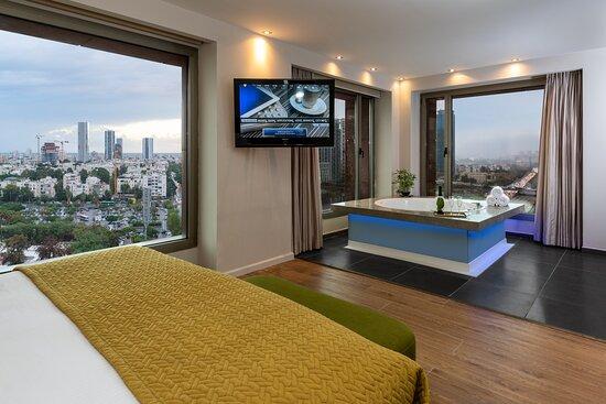 Leonardo City Tower Presidential Suite Dpi