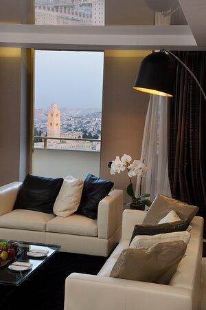 Leonardo Plaza Jerusalem King Solomon Suite