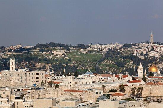 Leonardo Plaza Jerusalem View