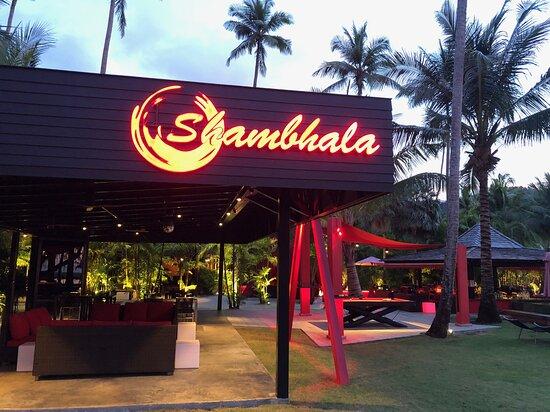 Shambhala Beach Bar