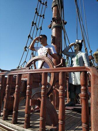 Korsan gemisi :))