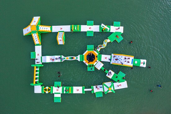 Siem Reap's attraction now open at the ICF Wake Park.