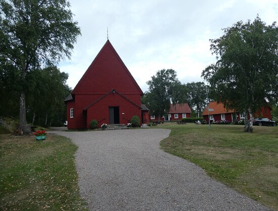St Olofs Kapell i Tjuvahålan, Tylösand utanför Halmstad
