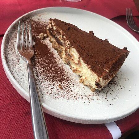Tiramisu-Torte