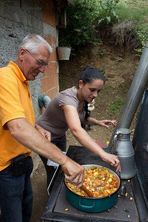 Koken Tijdens Ondek Elsani