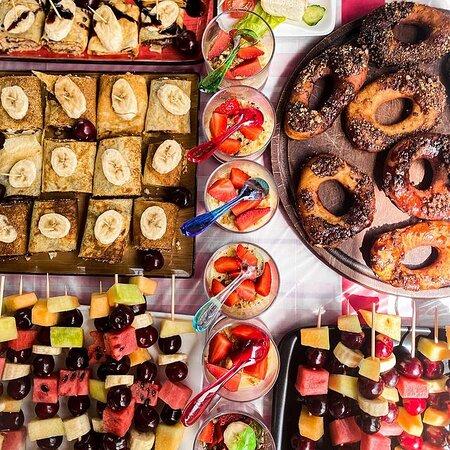 Finger Food for Kids... Celebrate Birthdays... Kindergarden years:)