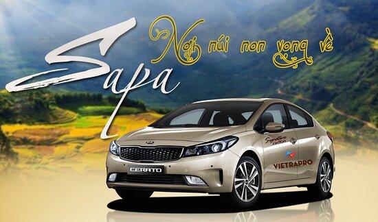 Dịch vụ xe Hà Nội đi Sapa - Car from Hanoi to Sapa