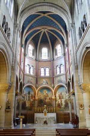 Église Saint-Clodoald