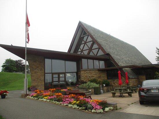 Baddeck, Kanada: NHSC Beinn Bhreagh (Alexander Graham Bell)