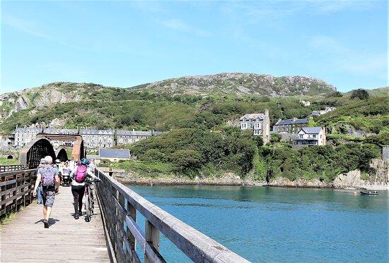 9.  Mawddach Estuary, Barmouth, Gwynedd, North Wales