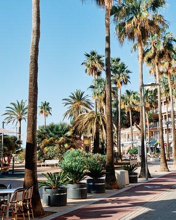 Colonia de Sant Jordi - Hotel surroundings