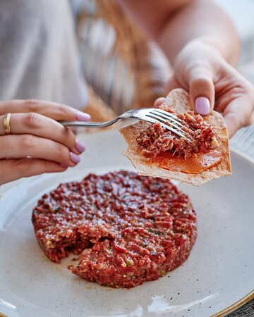 Salicornia restaurant - Gastronomy