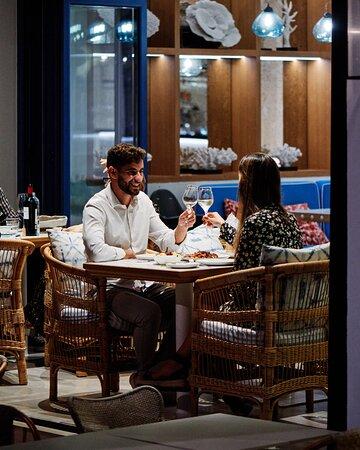 Salicornia restaurant - Dinner