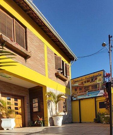 Salesopolis, SP: Pousada Salesópolis Aconchegante e Familiar.