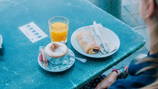 Desayunos en La Botillería