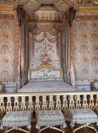 Château de Versailles, une chambre