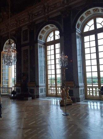 La galeries des Glaces château de Versailles
