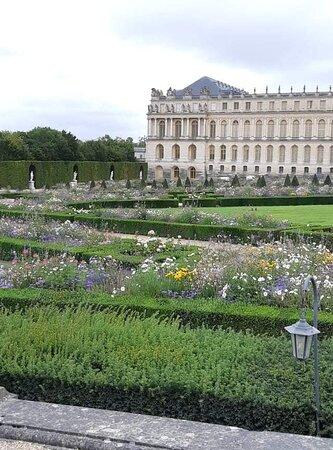 Les jardins, château de Versailles