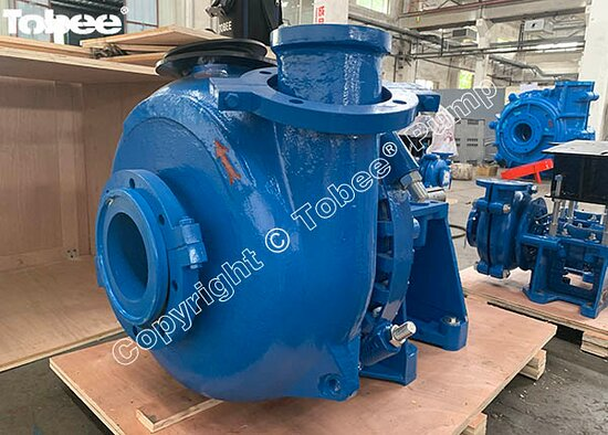 China: Tobee® TG6/4D Gravel Sand Pump is 100% interchangeable with Warman 6/4D-G Gravel Dredge Pump, the Gravel Pumps are also called Tunneling Pump Email: Sales7@tobeepump.com Web: https://www.slurrypumpsupply.com/news/warman-6x4d-g-gravel-dredge-pump-for-tunneling.html