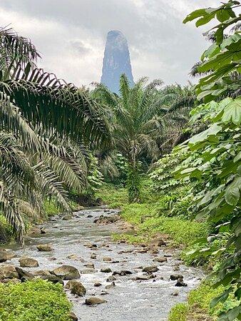 Sao Tome und Principe: Simply tourist photo