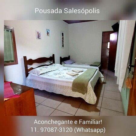 Salesopolis, SP: Pousada Salesópolis Aconchegante e Familiar!