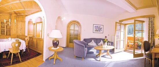 Komfort Suite (...liebes Rot-Flüh)