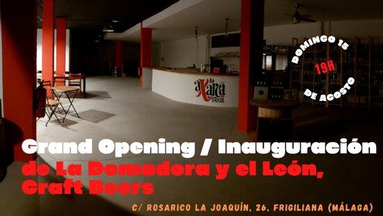 Nuevo emplazamiento en Frigiliana (Málaga)