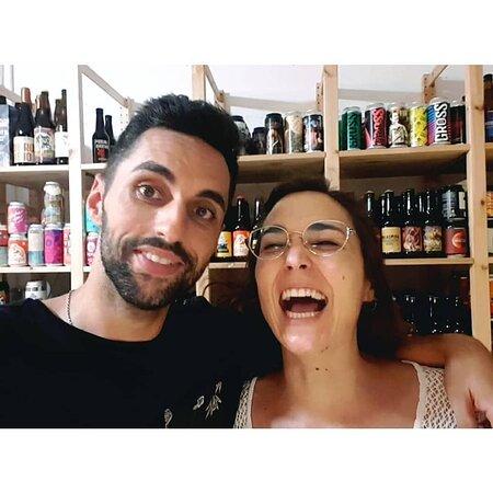 Disfrutando de la diversidad de cervezas artesanales en La Domadora y el León, Craft Beers