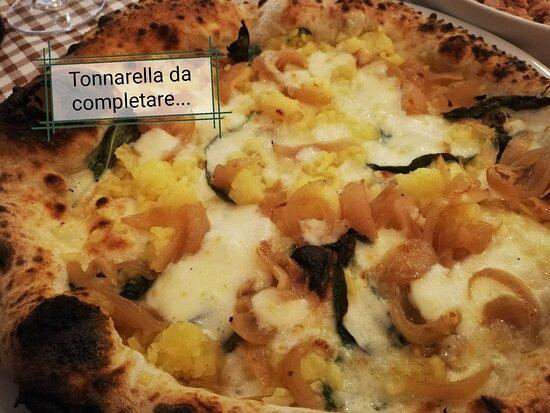 "La Tonnarella ""incompleta""."